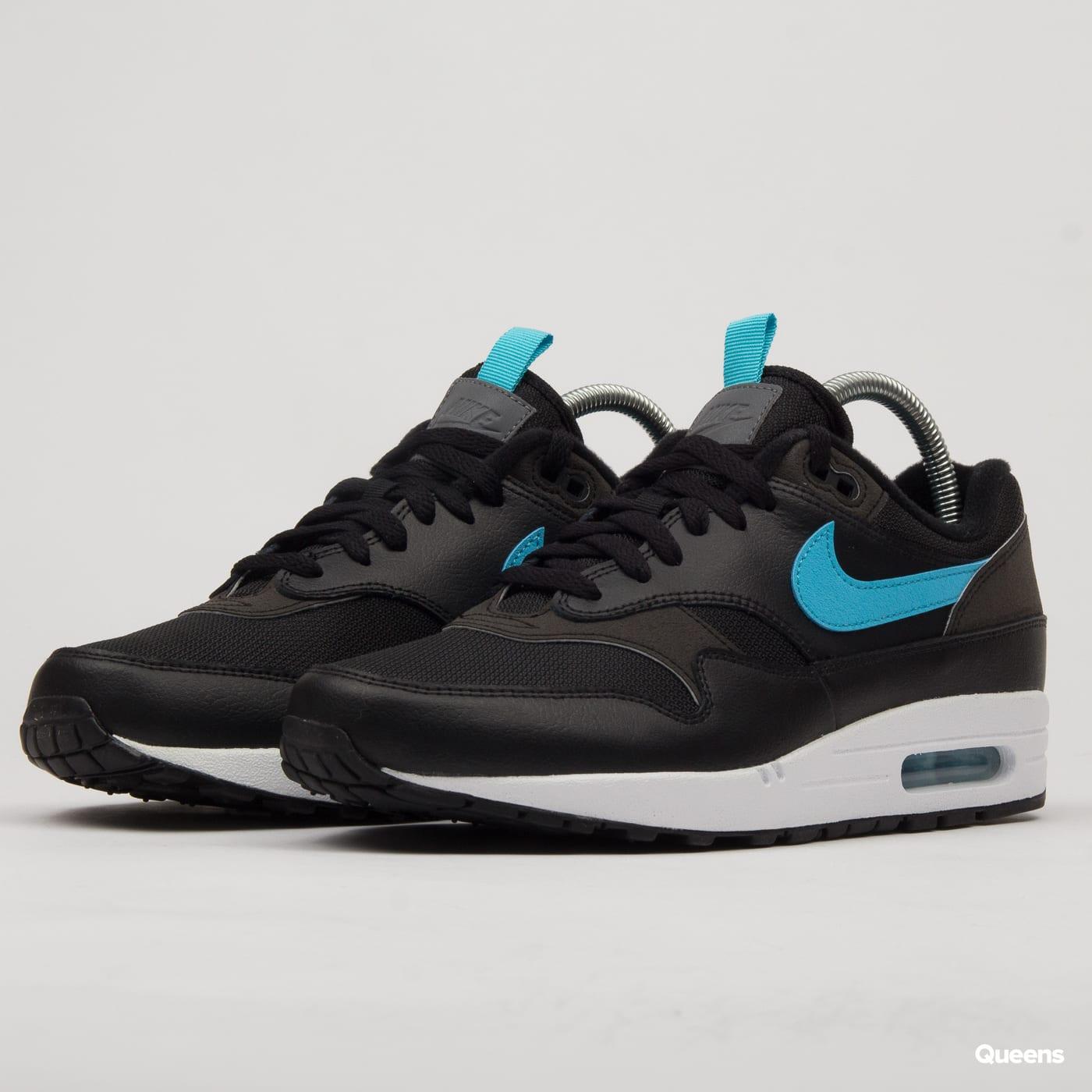Sneakers Nike Air Max 1 SE black / blue