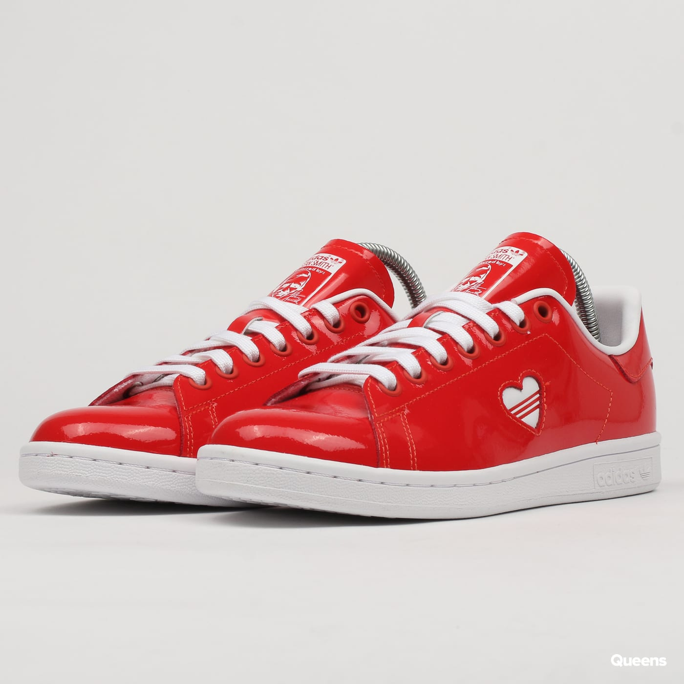 9120ec26fb adidas Originals Stan Smith W actred / ftwwht / actred (G28136) – Queens 💚