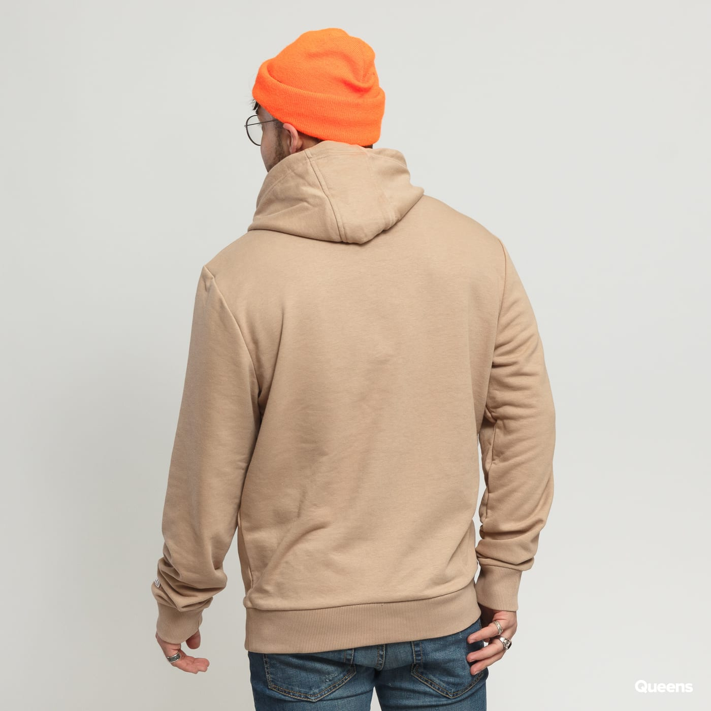 New Era NE Essential Hoody beige