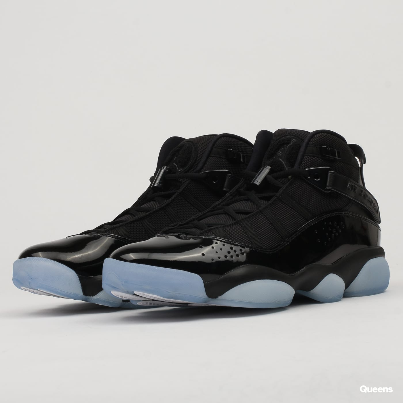 03725170ec9 Sneakers Jordan Jordan 6 Rings black / black - white (322992-011) – Queens  💚