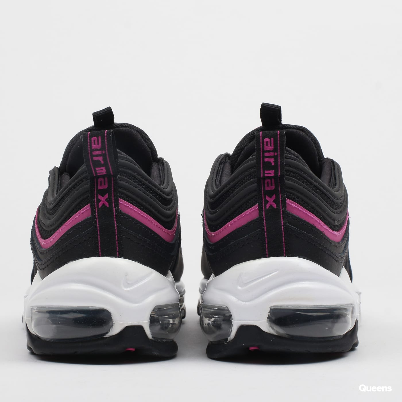 Nike W Air Max 97 LX black black active fuchsia