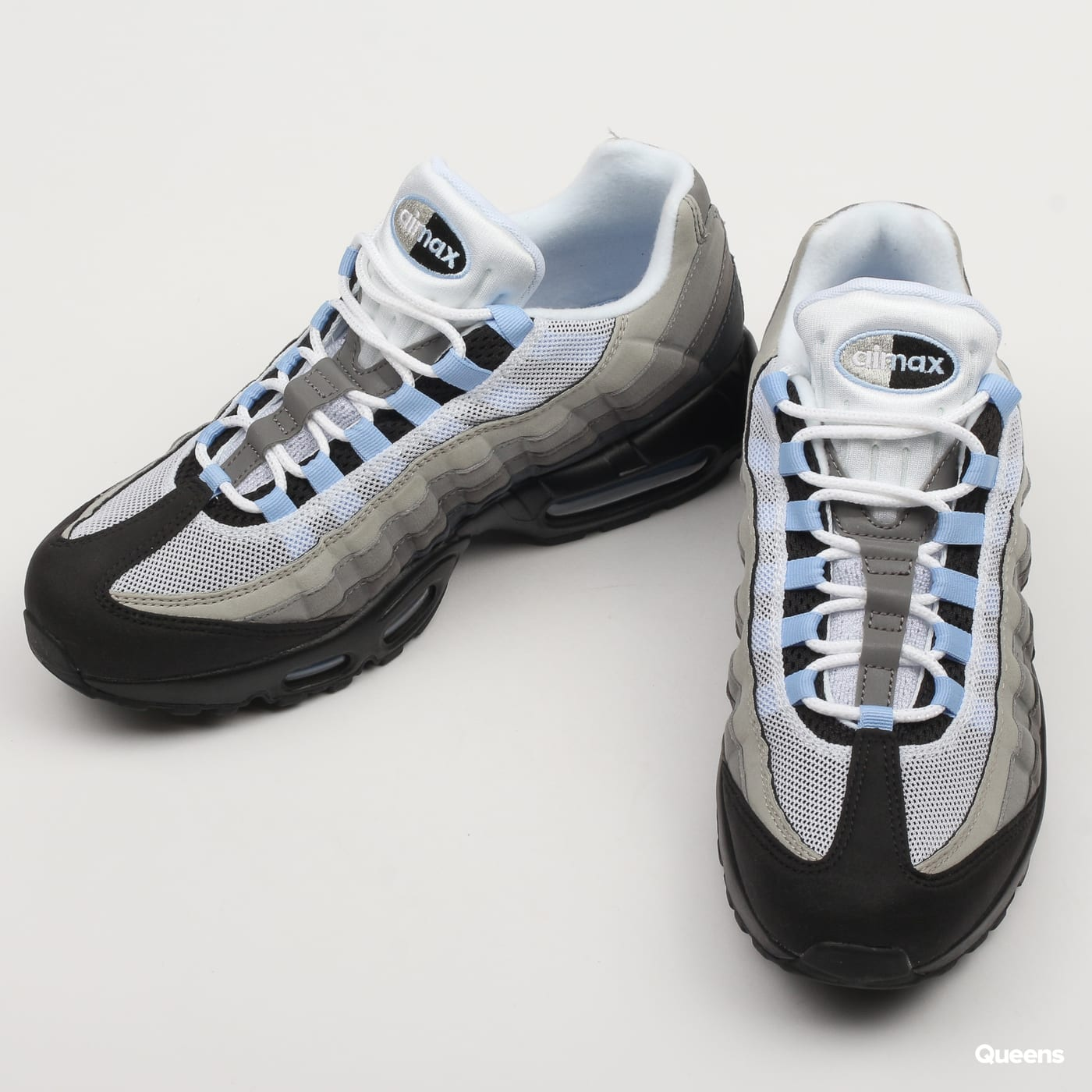 b7b423fa0 Sneakers Nike Air Max 95 black / aluminum - anthracite (CD1529-001 ...
