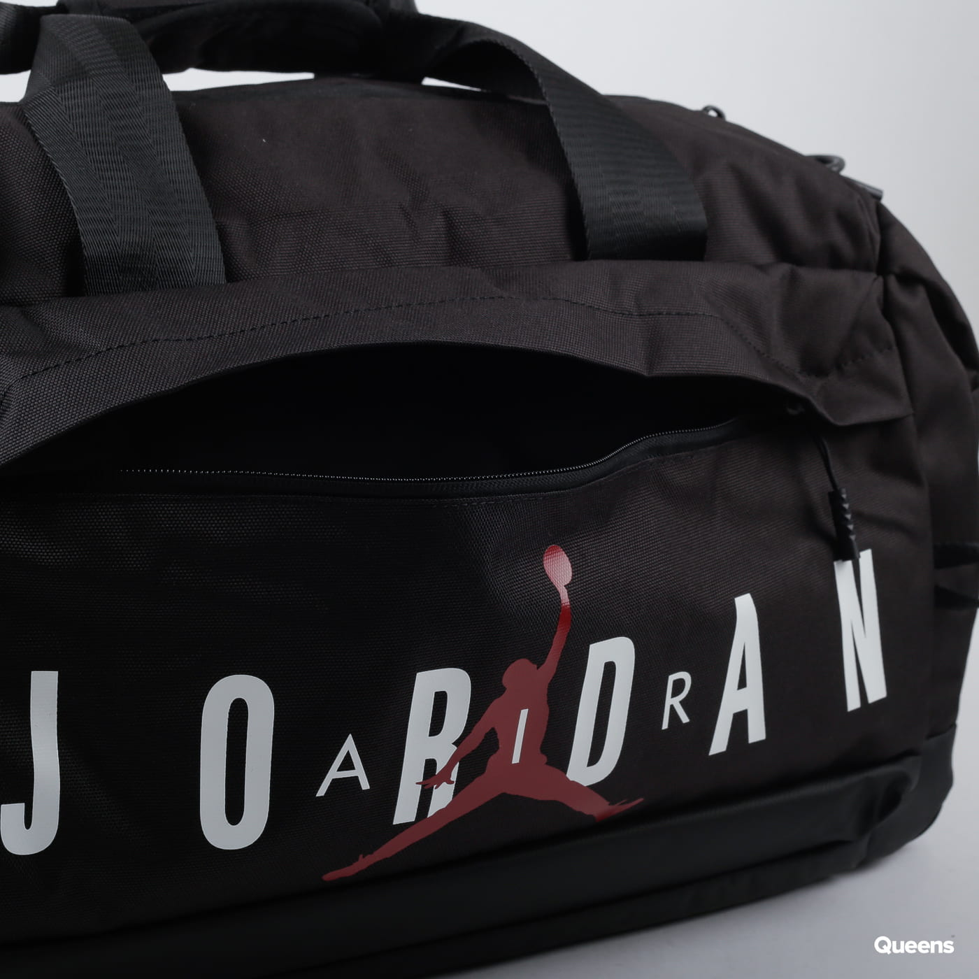 Jordan Duffel Bag black
