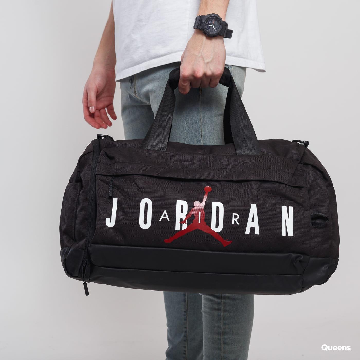 Jordan Duffel Bag čierna