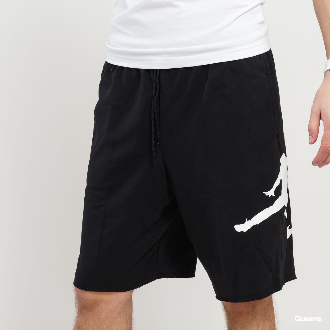 Jordan Jumpman Logo Fleece Short puma black