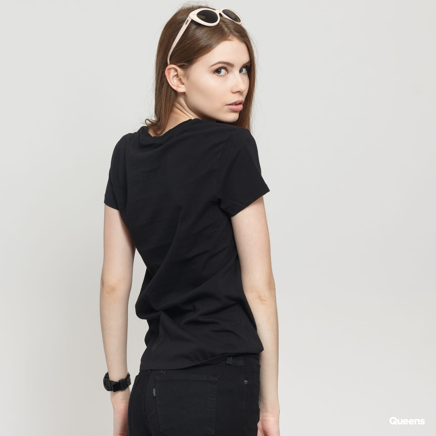 Levi's ® Perfect Tee black satin