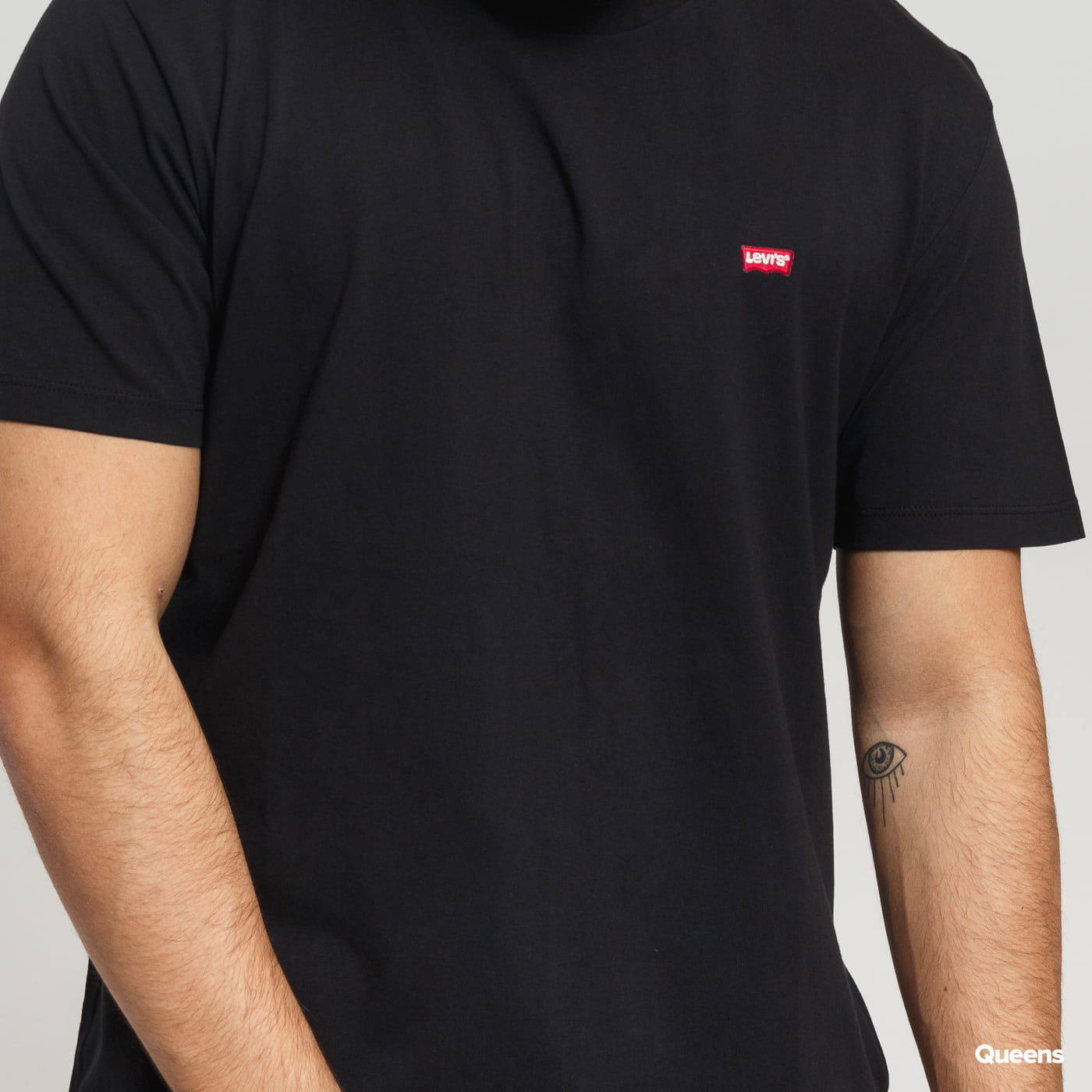Levi's ® SS Original HM Tee black satin