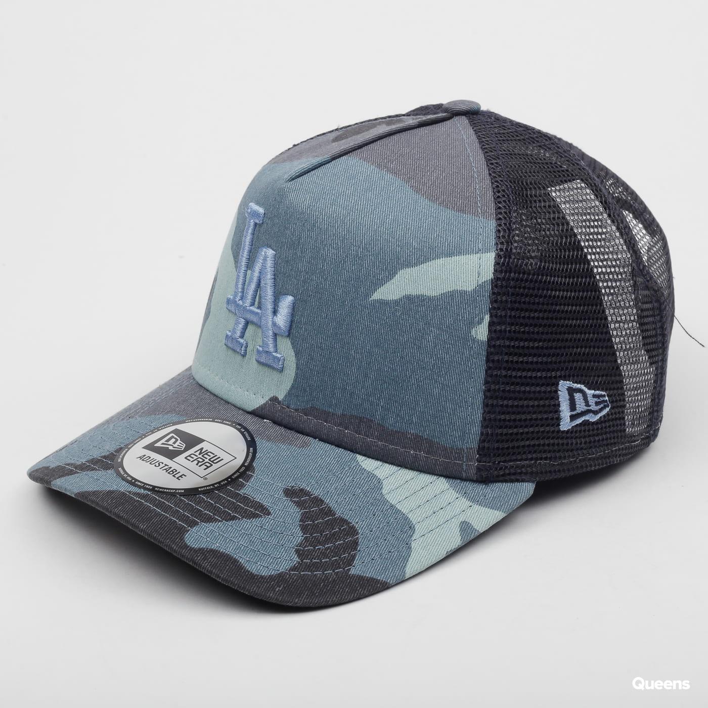 4df56d608 Šiltovka New Era 940 AF Trucker MLB LA camo modrá / navy (11871649) –  Queens 💚