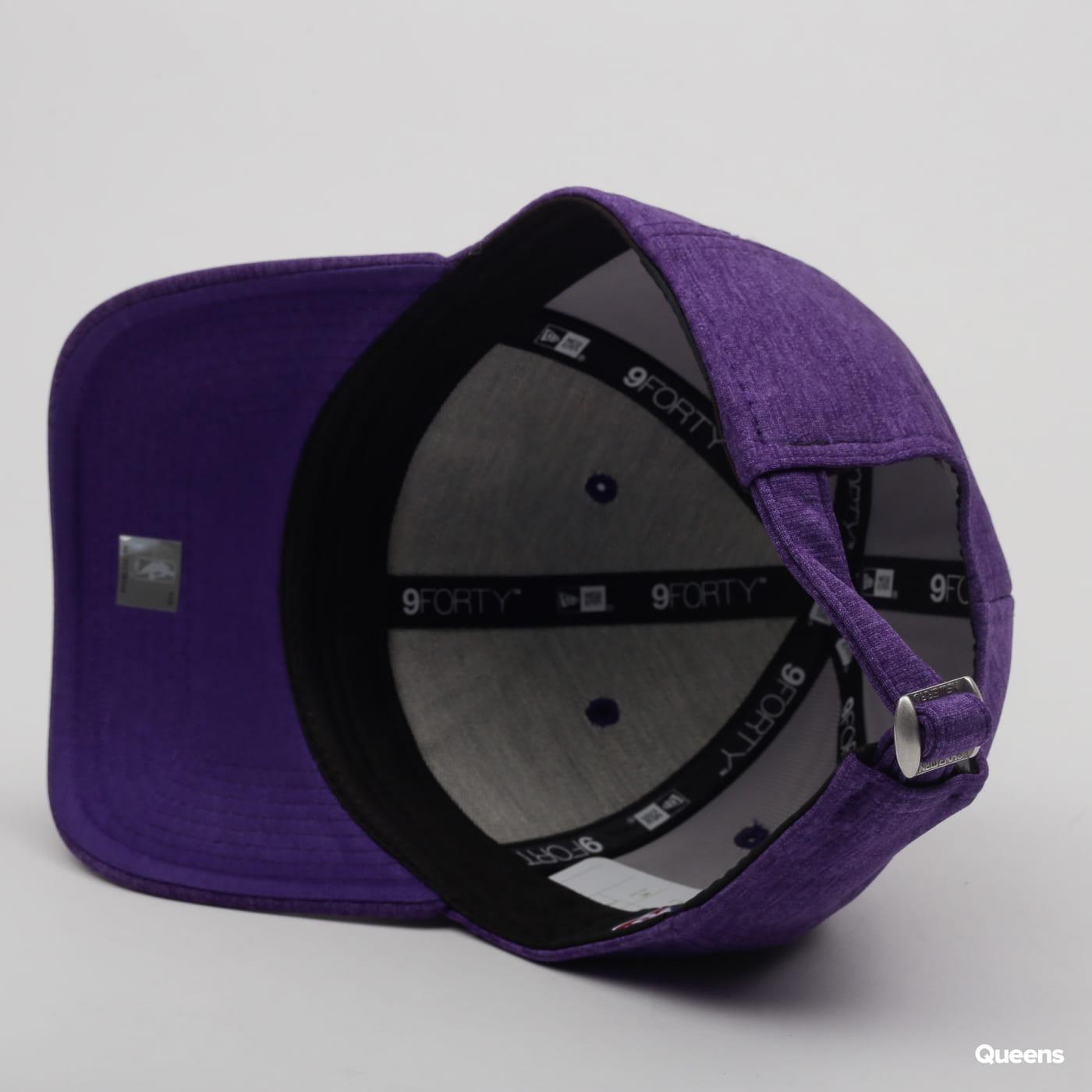 8908fb7a Hat New Era 940 NBA Shadow Tech LA Lakers melange purple (11901828 ...