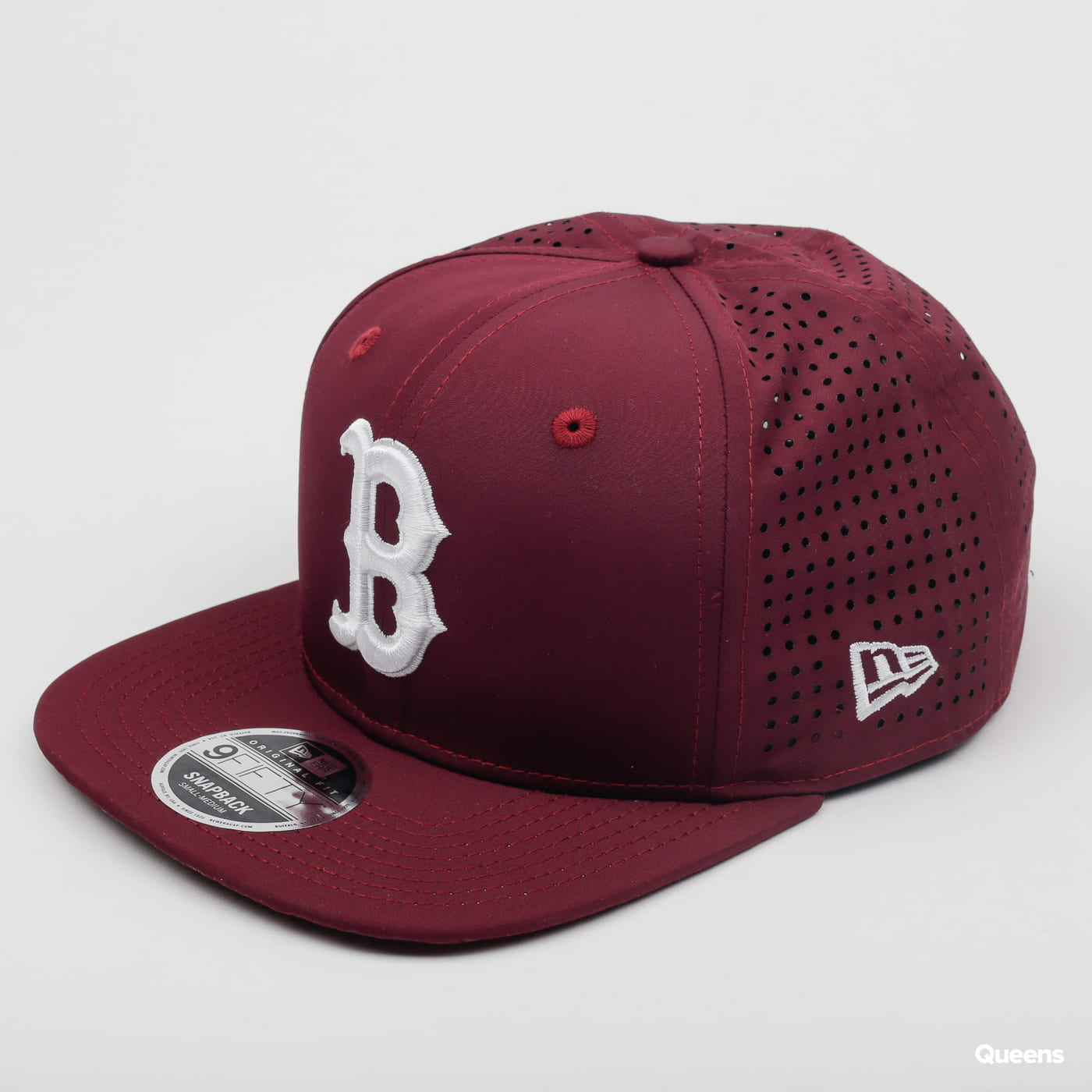 New Era 950 Original Fit MLB B dunkles weinrot