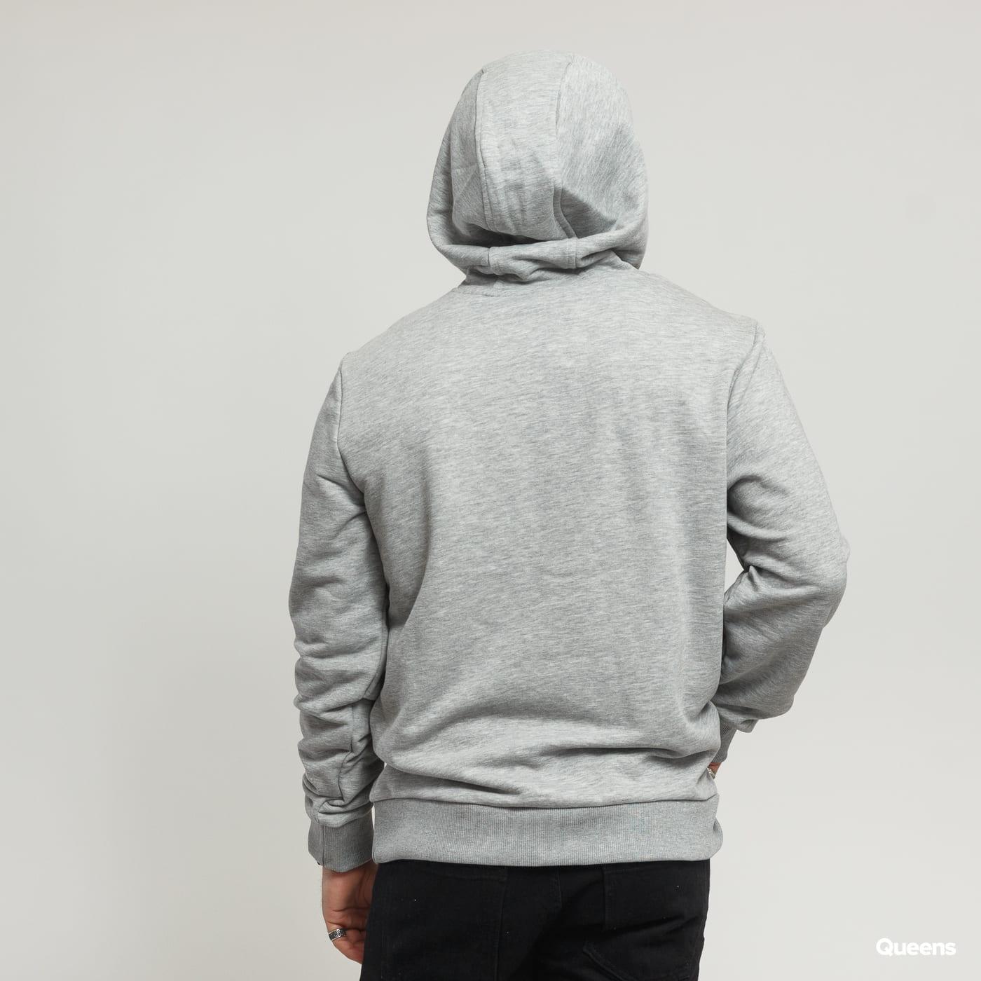 New Era Essential Hoodie New Era grey melange