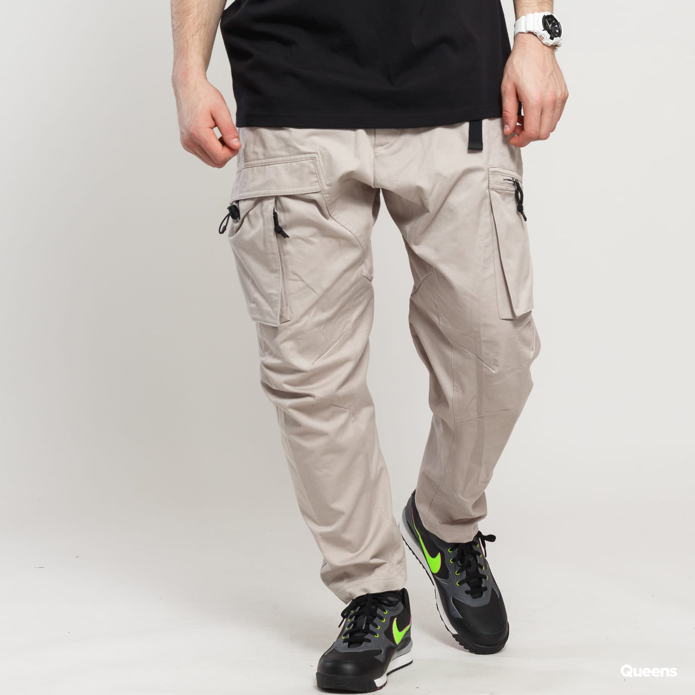 60% discount double coupon latest selection of 2019 Nike M Nike ACG Cargo Pant Woven beige