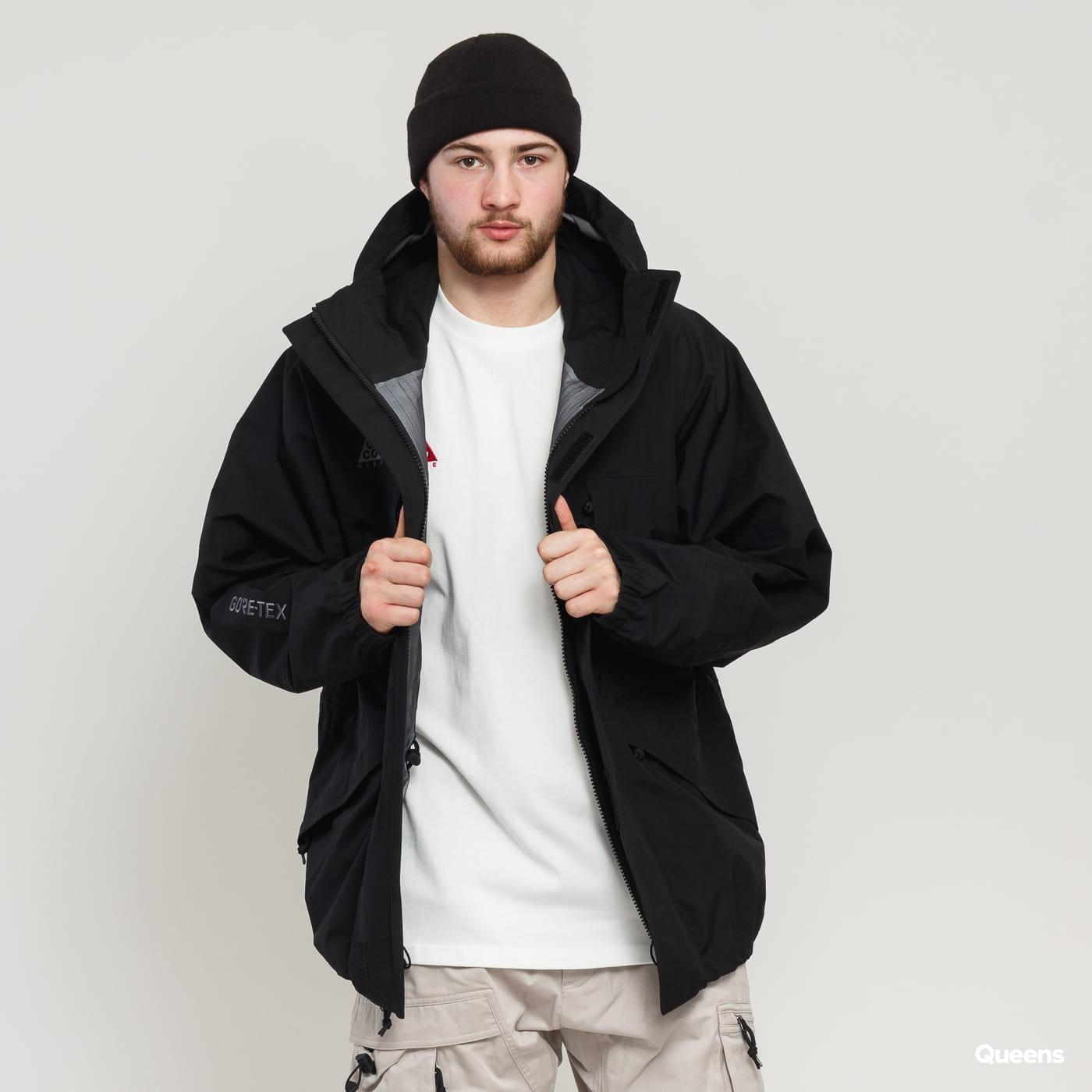 Nike M NIke ACG Goretex Jacket HD schwarz
