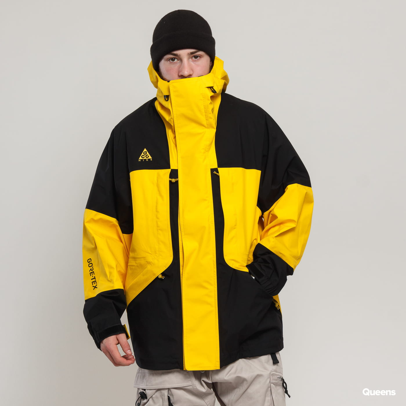 Nike M NIke ACG Goretex Jacket HD yellow / black
