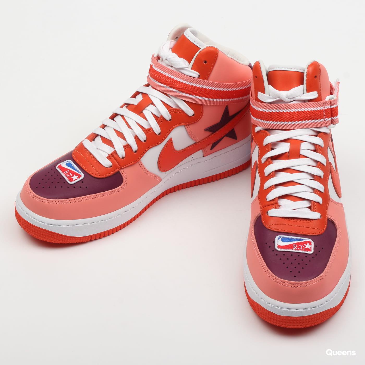 100% Guaranteed Nike Air Force 1 x Riccardo Tisci high shoes