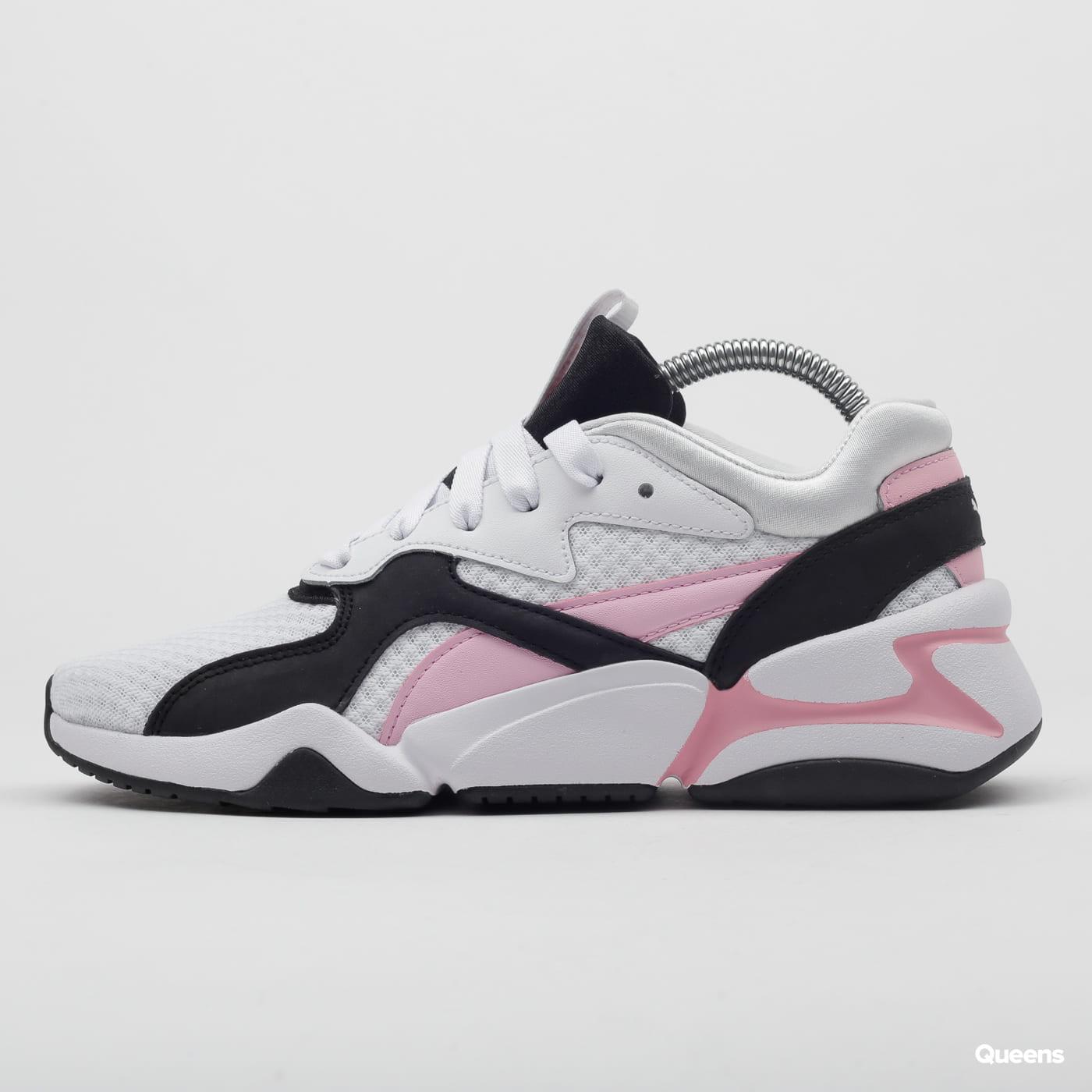 Puma Nova 90's Bloc Wn's puma white - pale pink