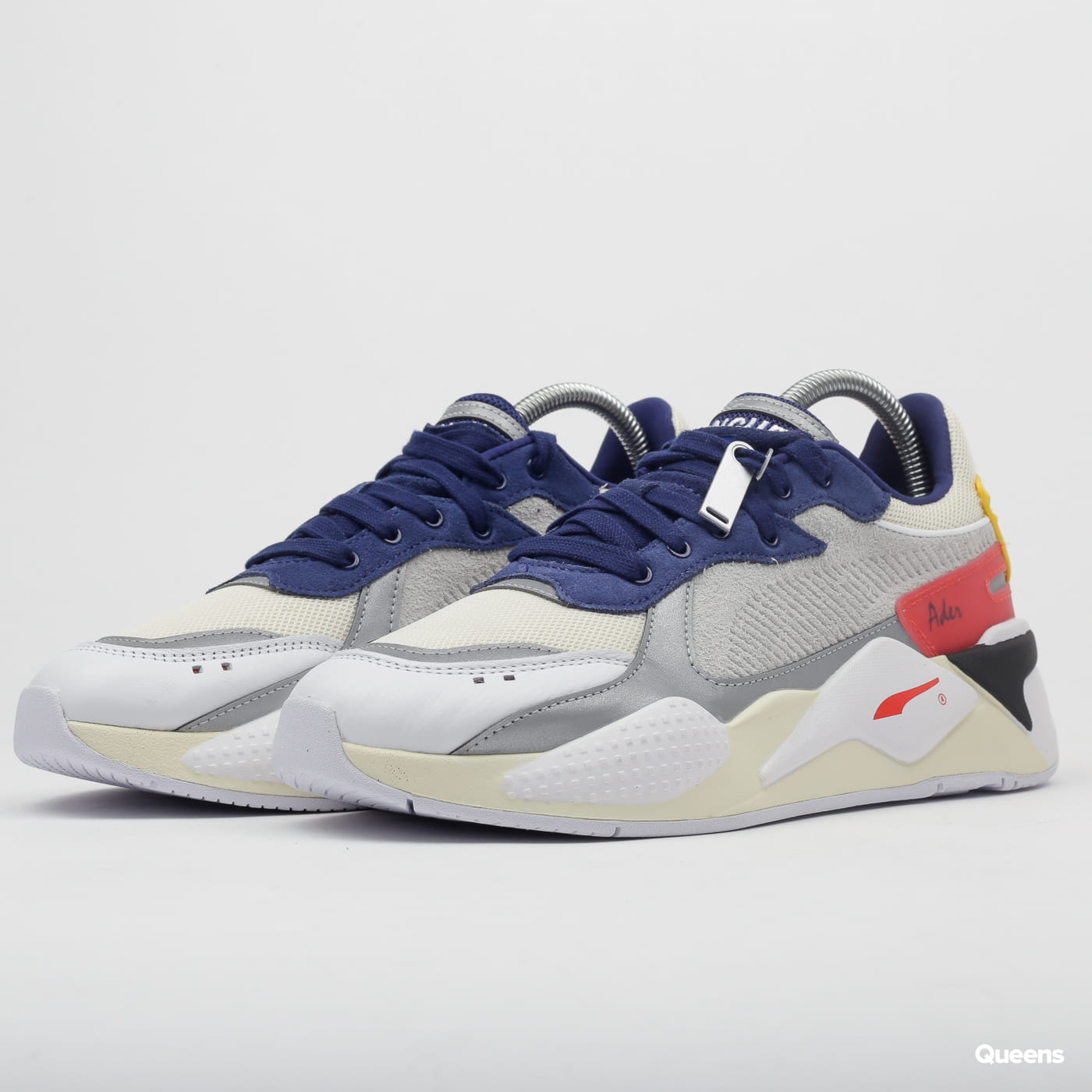 fd4e6c4c2 Sneakers Puma RS-X Ader Error whisper white - blueprint - red (369538 01) –  Queens 💚