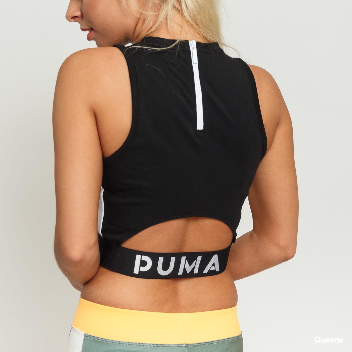 b1fe5398eea113 Women Top Puma XTG Crop Top (578015 51)– Queens 💚