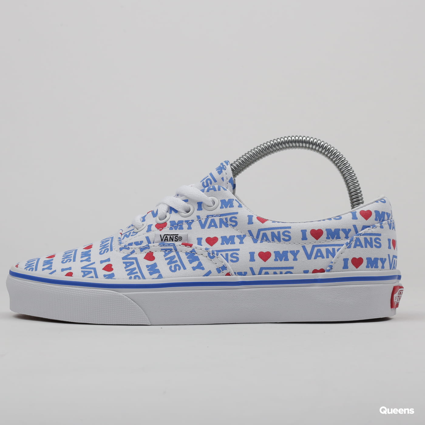 Vans Era (i heart vans) true white