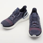 adidas Performance UltraBoost 19 W raw indigo / raw indigo / shock red