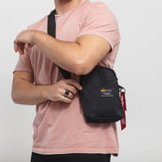Alpha Industries Crew Carry Bag černá