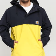 Carhartt WIP Nimbus Two Tone Pullover žlutá / černá