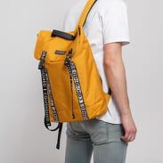 CONSIGNED Zane Backpack tmavě žlutý