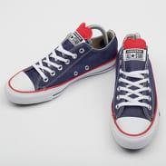 Converse Chuck Taylor All Star OX indigo / enamel red / white