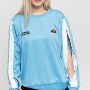 ellesse Abrianna Sweatshirt světle modrá / bílá