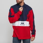 Helly Hansen Urban 1/2 Zip Rugger navy / červené / bílé