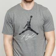 Jordan Jumpman Flight Hbr Tee melange šedé