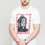 Jordan MJ Flight Time Tee bílé