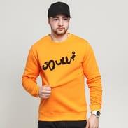 Soulland Normann Sweat oranžová