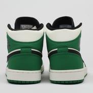 Jordan Air Jordan 1 Mid SE pine green / black - sail