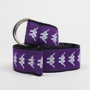 Kappa Banda Belt 3.5 fialový / bílý