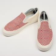 Vans Classic Slip-On 9 (anaheim factory) og red