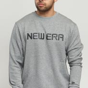 New Era NE Rain Camo Crew melange šedá / černá