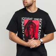 Jordan MJ Flight Time Tee černé