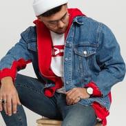 Levi's ® EXBF Hyb Hooded Trucker piggy
