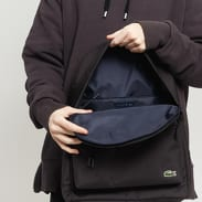 LACOSTE Backpack černý