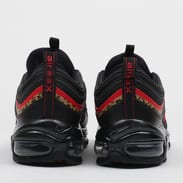Nike W Air Max 97 black / university red - print
