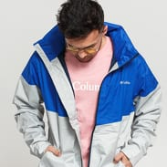 Columbia Inner Limits Jacket melange šedá / modrá