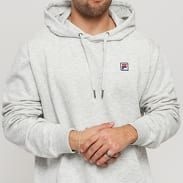 Fila Men Victor Hooded Sweat melange šedá