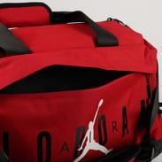 Jordan Air Jordan Duffel červená / černá