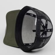 New Era 940 AF Trucker Script tmavě olivová / černá