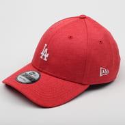 New Era 940 MLB Shadow Tech LA melange červená