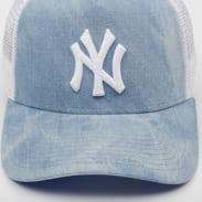New Era 940W AF Trucker MLB NY světle modrá / bílá
