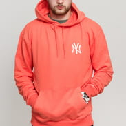 New Era MLB Pastel Hoody NY oranžová
