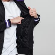 New Era NBA Contrast Jacket LA Lakers černá
