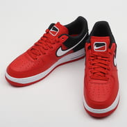 Nike Air Force 1 '07 LV8 1 mystic red / white - black